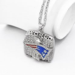 New England Patriots Championship Necklace fans