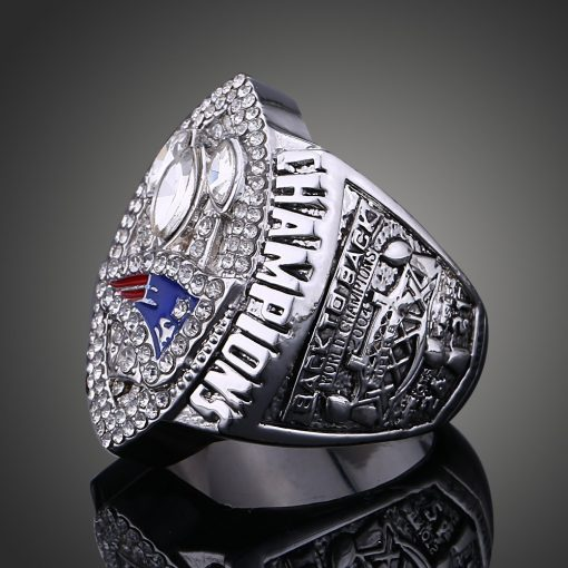 New England Patriots 2004 Championship Ring