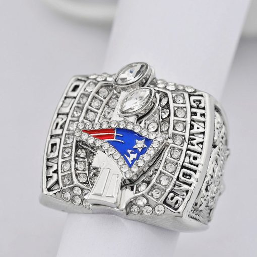 New England Patriots 2003 Championship Ring