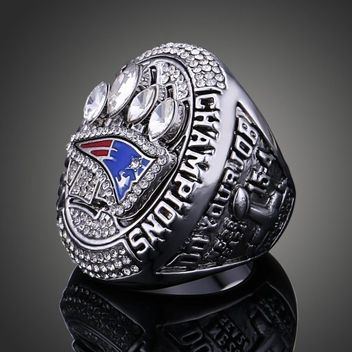 New England Patriots 2015 Championship Ring