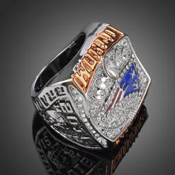 New England Patriots 2016 Championship Ring Fans