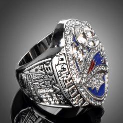 New England Patriots 2017 Championship Ring