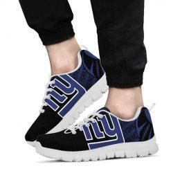 New York Giants Custom 3D Print Men Women Running Sneakers