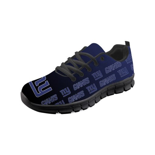 New York Giants Flats Adults Casual Shoes Sports