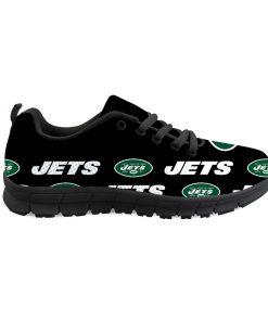 New York Jets Custom 3D Running Sneakers
