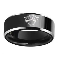 New York Knicks Tungsten Rings DIY