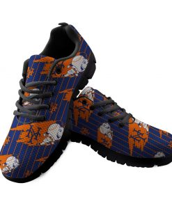 New York Mets Custom Flats Adults Casual Shoes Sports