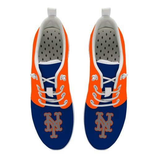 New York Mets Flats Wading Shoes Sport