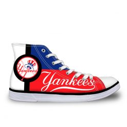 New York Yankees Lace-Up Shoes Sport