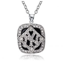 Yankees Championship Necklace
