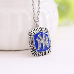 New York Yankees Championship Pendant