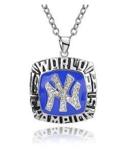 New York Yankees Championship Pendant