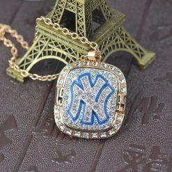 Yankees Championship Pendant