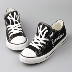 New York Yankees Limited Low Top Canvas Shoes Sport