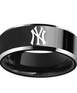 New York Yankees Tungsten Rings DIY