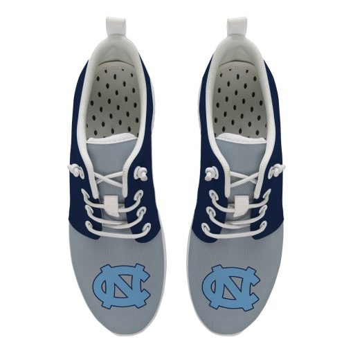 North Carolina Tar Heels Customize Low Top Sneakers College Students