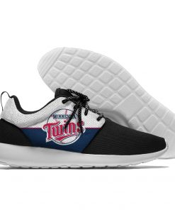 Novelty design Running Shoes Walking Shoes Baseball Minnesota MT Summer Comfortable light weight shoes 2