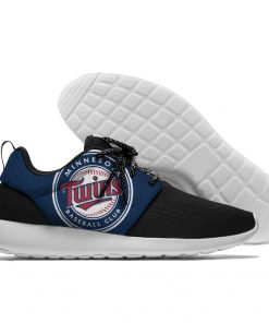 Novelty design Running Shoes Walking Shoes Baseball Minnesota MT Summer Comfortable light weight shoes 3
