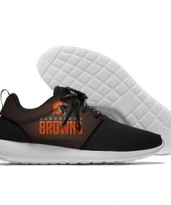 Novelty design Running Shoes Walking Shoes Football Cleveland CB Summer Comfortable light weight shoes 1