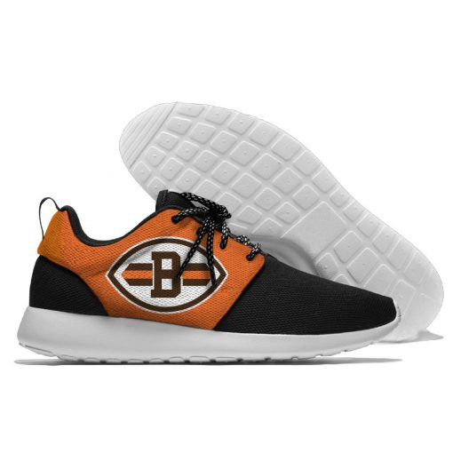 Novelty design Running Shoes Walking Shoes Football Cleveland CB Summer Comfortable light weight shoes 2