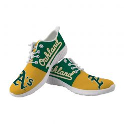 Oakland Athletics Custom Flats Wading Shoes