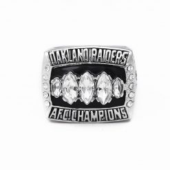 Oakland Raiders 2002 Championship Ring