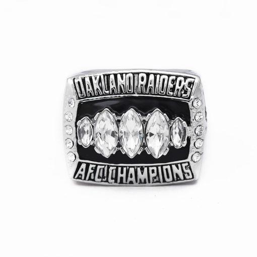 Oakland Raiders 2002 Championship Ring