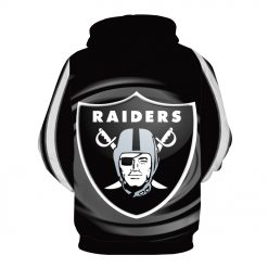 Oakland Raiders Football Fans Hoodies