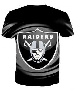 Oakland Raiders Casual T-Shirts