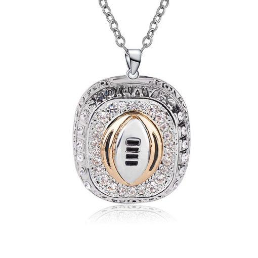 Ohio State Buckeyes Championship Necklace