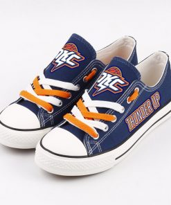 Oklahoma City Thunder Limited Low Top Canvas Sneakers