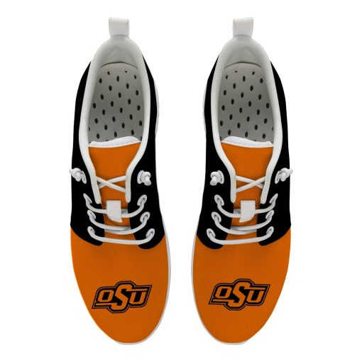 Oklahoma State Cowboys Customize Low Top Sneakers College Students