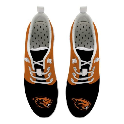 Oregon State Beavers Customize Low Top Sneakers College Students