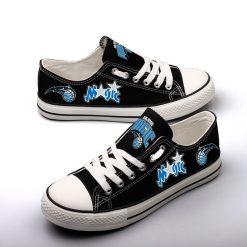 Orlando Magic Low Top Canvas Sneakers