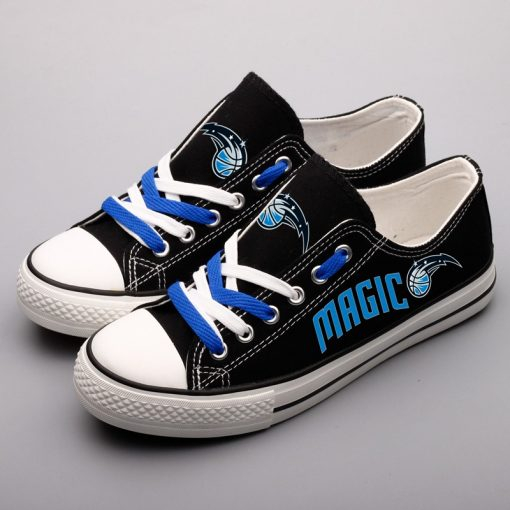 Orlando Magic Limited Low Top Canvas Shoes Sport