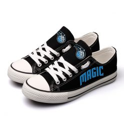Orlando Magic Low Top Canvas Shoes Sport