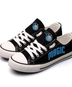 Orlando Magic Low Top Canvas Shoes Sport