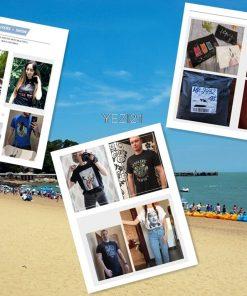 Patrick is Mahomie 15 Kansas Streetwear Harajuku City 100 Cotton Men s T shirt Chief Version2 2