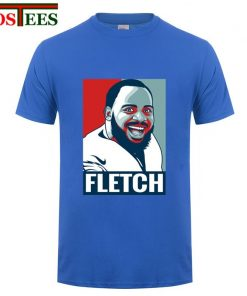 Philadelphia Foot ball T shirts men cartoon The Fletch Funny T shirt homme eagles t shirt 2