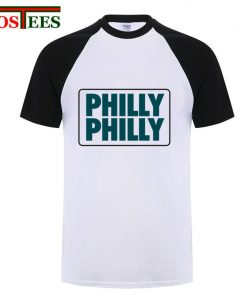 Philadelphia Philly Philly T shirt men Underdog Foot Ball Funny men s T shirt snapback eagles 2