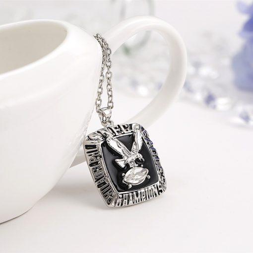 Philadelphia Eagles Championship Necklace