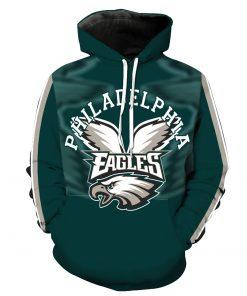 Philadelphia Eagles Football Fans Hoodies