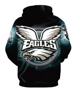 Philadelphia Eagles Football Men Women Hoodies