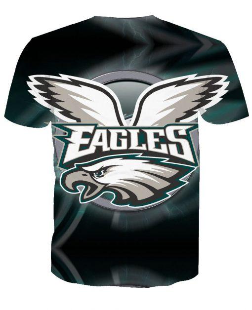 Philadelphia Eagles Football Fans T-shirt