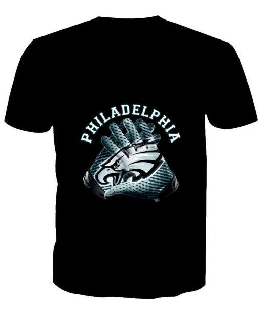 Philadelphia Eagles Football Casual Tees Shirts