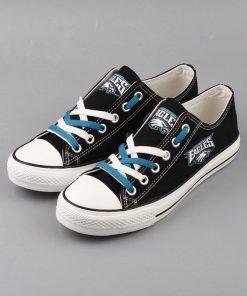 Philadelphia Eagles Low Top Canvas Sneakers