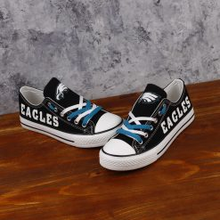 Philadelphia Eagles Limited Luminous Low Top Canvas Sneakers