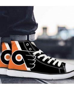 Philadelphia Flyers 3D Casual Canvas Shoes Sport