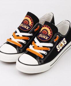 Phoenix Suns Low Top Canvas Shoes Sport
