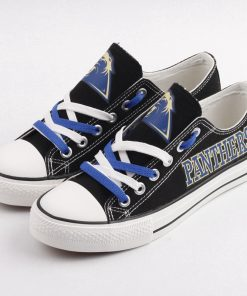 Pittsburgh Panthers Limited Low Top Canvas Shoes Sport